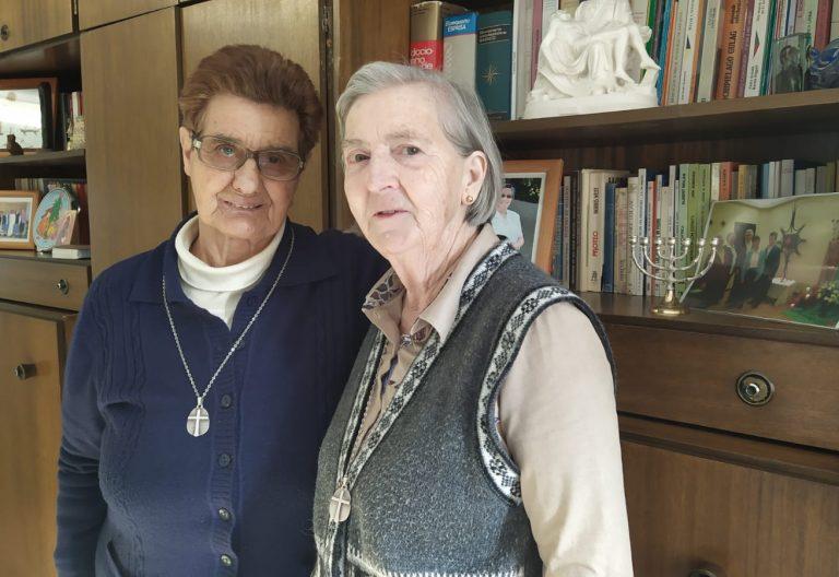 Carolina Martínez, misionera en África
