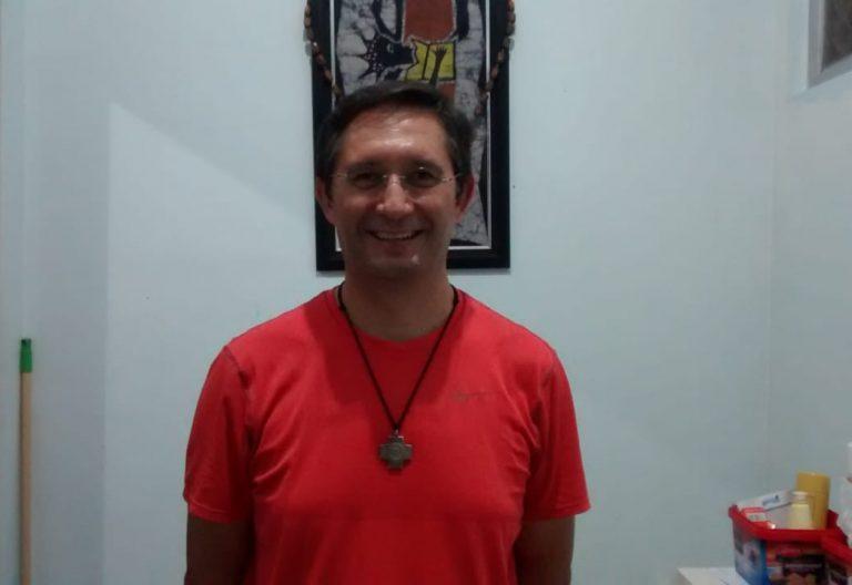 Víctor Gil, misionero en Indonesia