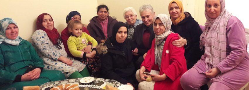 Monjas en Marruecos