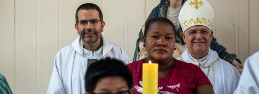 Álvaro Chordi, misionero en Chile