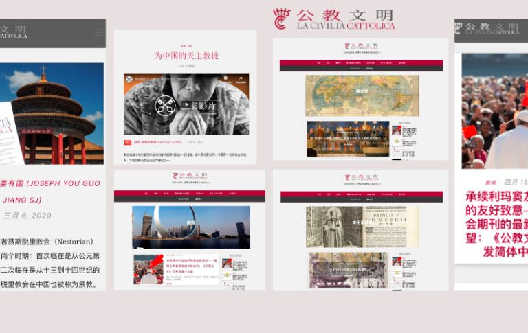 La Civiltà Cattolica abre edición en chino