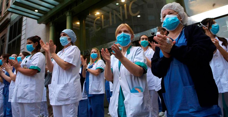 coronavirus-sanitario-hospital-aplauso-solidaridad