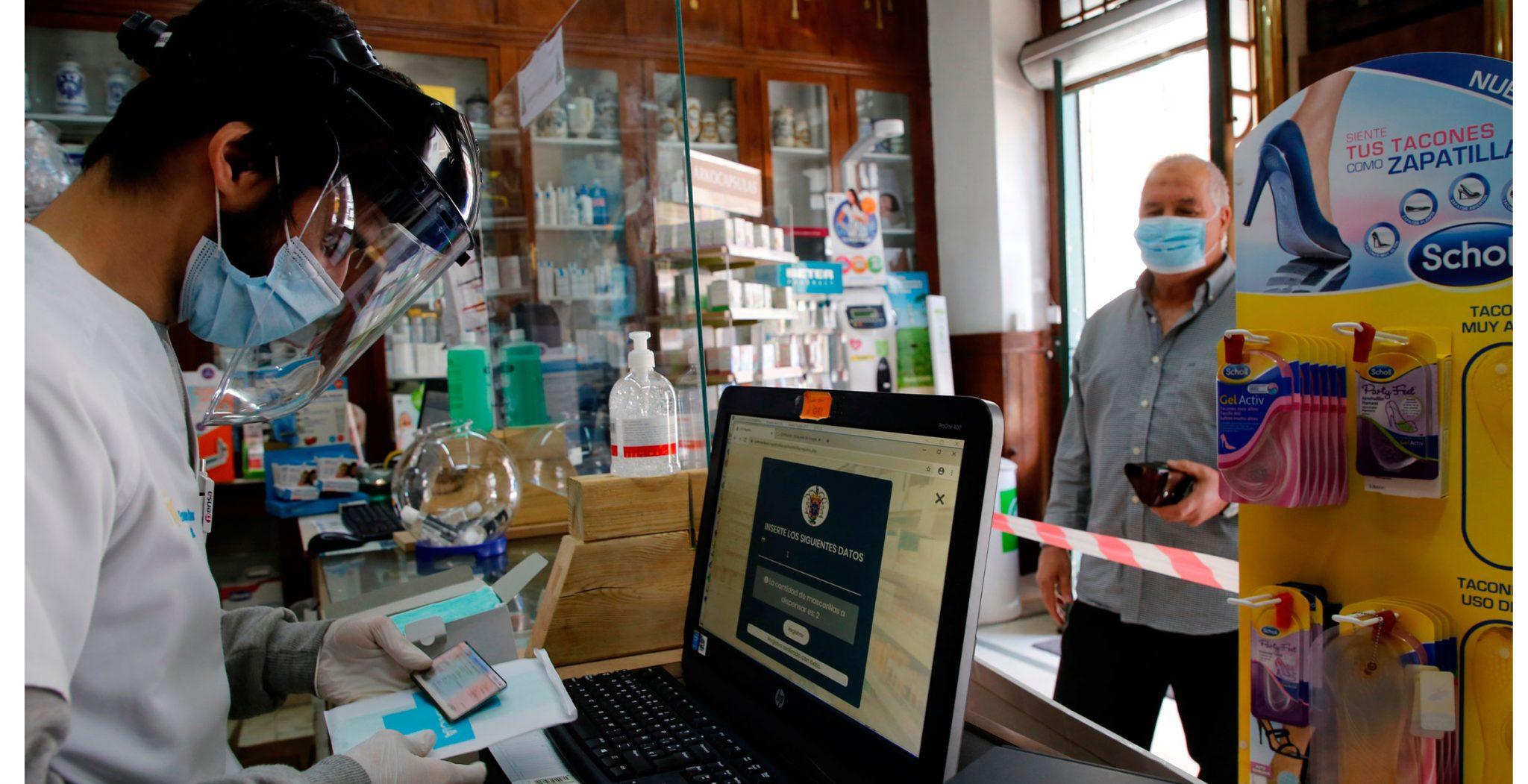 coronavirus, farmacia