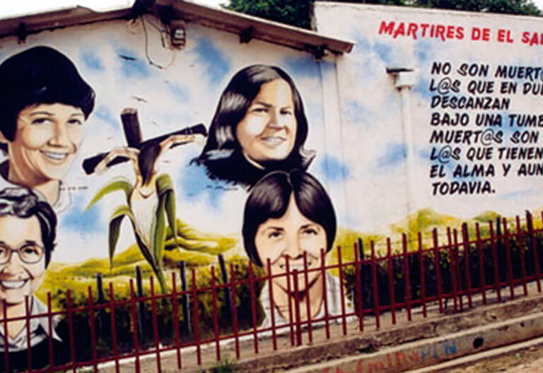Mujeres mártires, Brasil