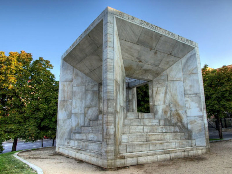 Monumento Constitución 1978