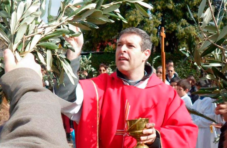 Nicolás Retes, sacerdote de Buenos Aires