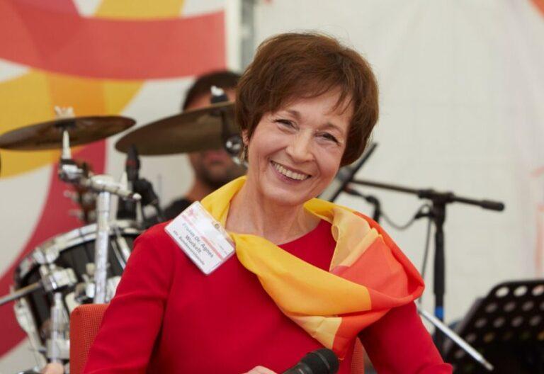 Agnes Wuckelt