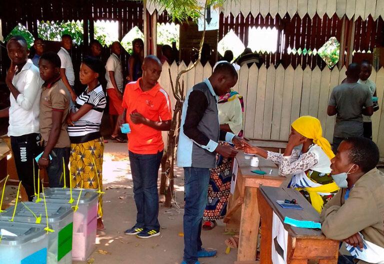 Elecciones en Burundi