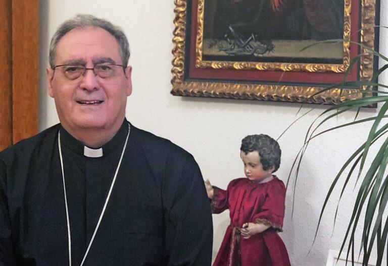 José María Gil Tamayo, obispo de Ávila