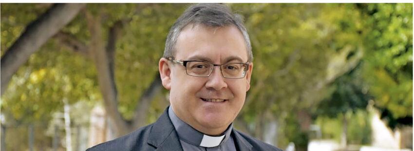 Miguel Ángel Jiménez, director del secretariado para el Sostenimiento de la Iglesia de la Conferencia Episcopal