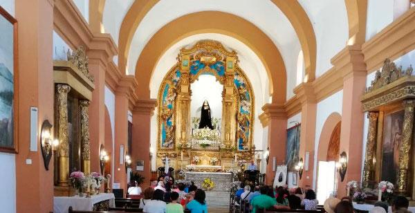 Santuario de Nuestra Señora de los Dolores de Chandavila (Badajoz)