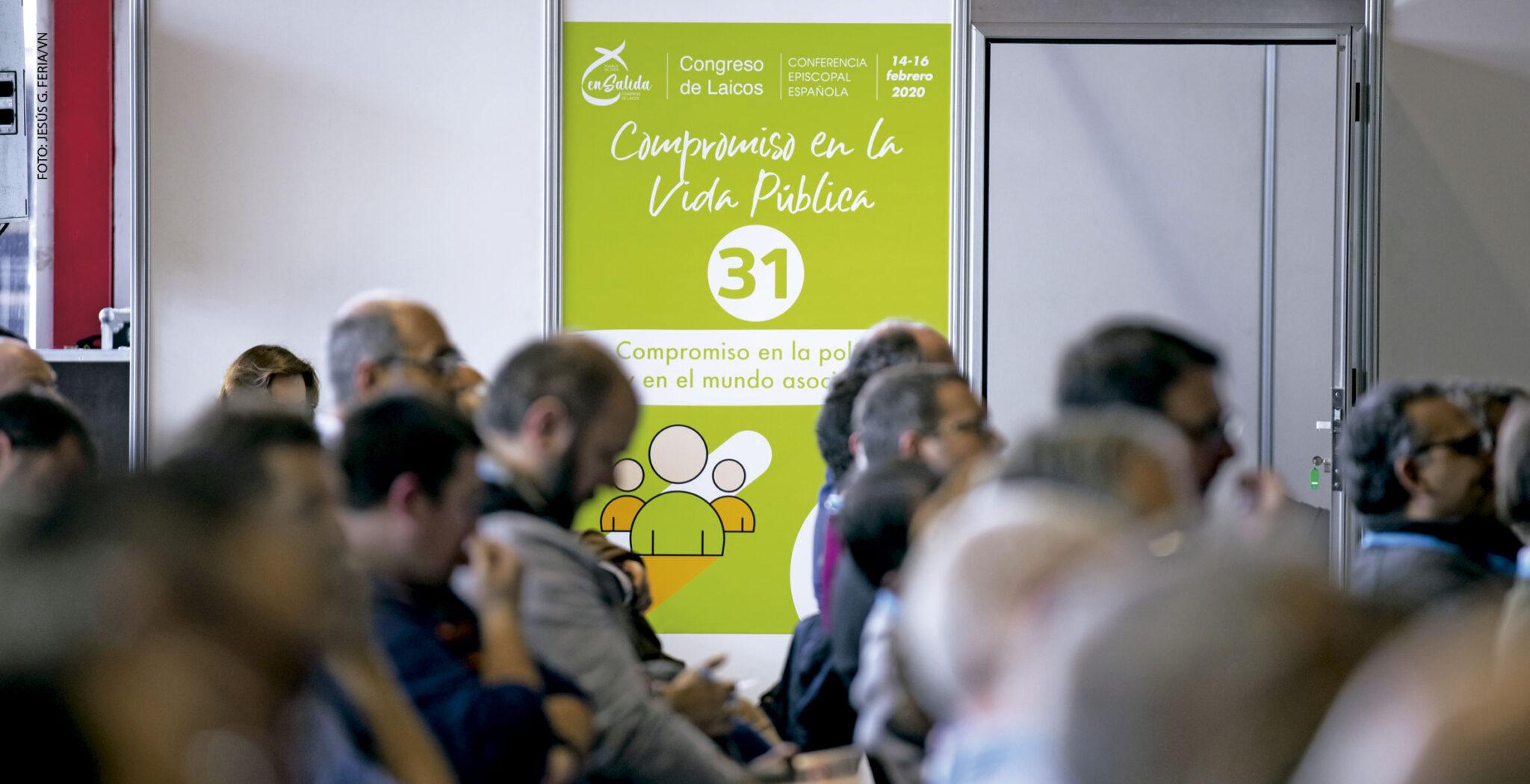 Congreso de laicos. Madrid. Febrero 2020