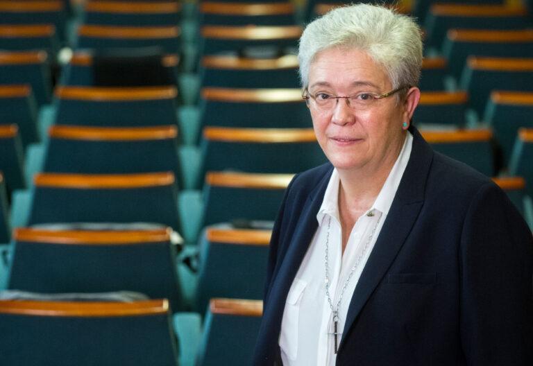 Mariña Ríos, presidenta de CONFER