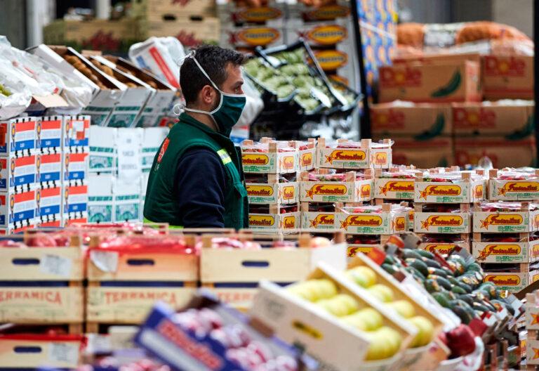 trabajador fruta