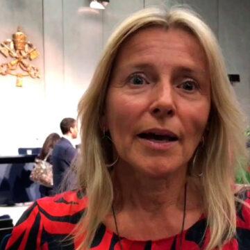 Chiara Giaccardi, socióloga y miembro del Comité de Dirección de Donne Chiesa Mondo
