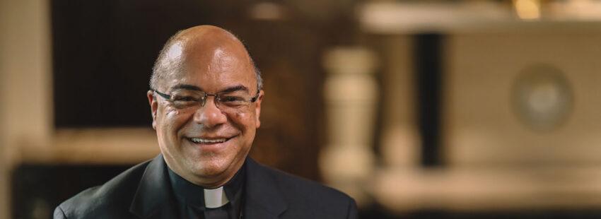 Shelton J. Fabre, presidente de la Comisión contra el Racismo de la Conferencia Episcopal de Estados Unidos