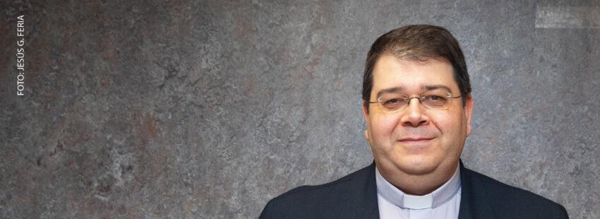 Carlos Martínez Oliveras, director del Instituto Teológico de Vida Religiosa (ITVR)