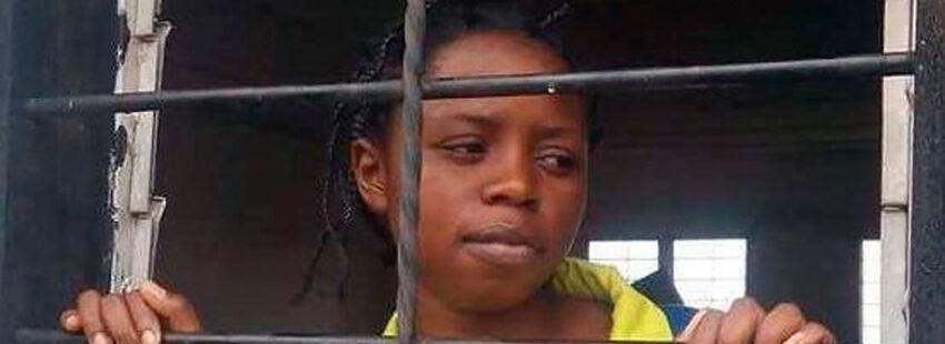 R.D. del Congo. Fue la presa política más joven del mundo