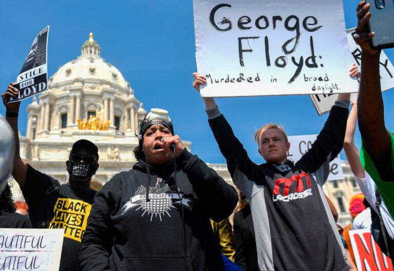 George Floyd protestas Estados Unidos racismo
