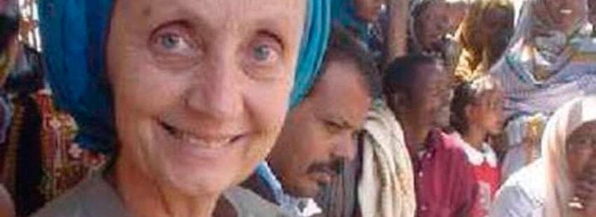 La 'madre Teresa' de Somalia vivió con las tribus nómadas musulmanas del desierto