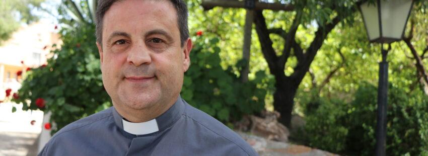 Jesús Márquez Piñero sacerdote murcia