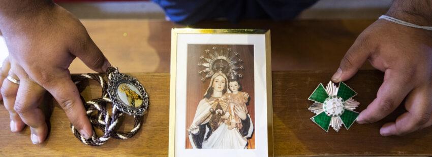 Salva Muñoz ha perdido a tres familiares por el coronavirus