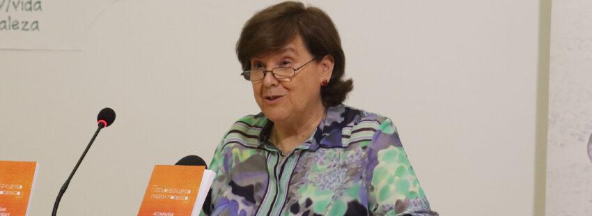 Lola Arrieta, Vedruna psicoterapeuta de Ruaj