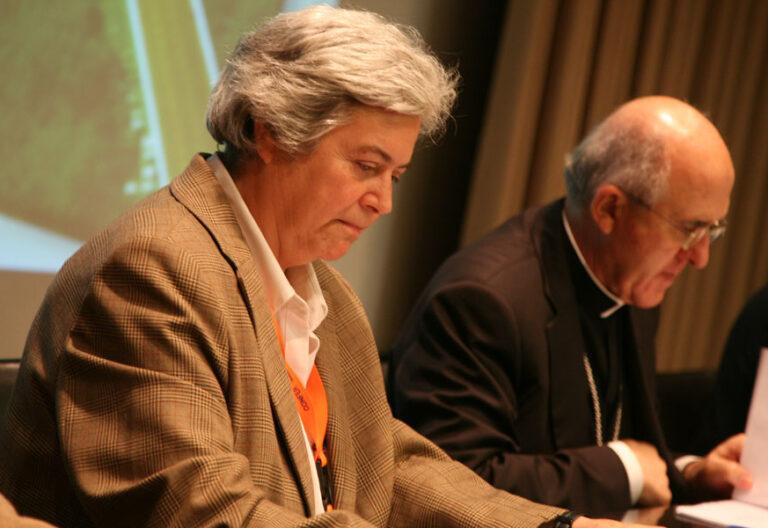 María José Tuñón, religiosa del sagrado corazón de Jesús y directora de la Comisión de Vida Consagrada de la Conferencia Episcopal Española