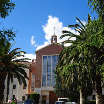 Casa de Espiritualidad Hermanas Oblatas Ciempozuelos