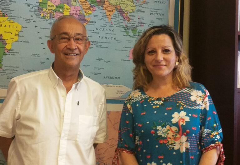 Marifran Sánchez sustituye a José Luis Pinilla al frente de Migraciones