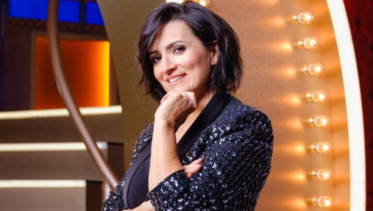 La actriz Sílvia Abril