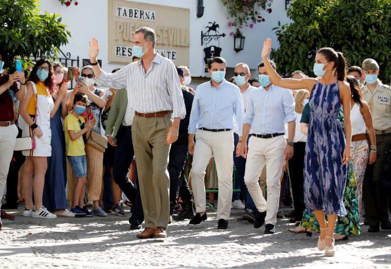 Reyes en Córdoba