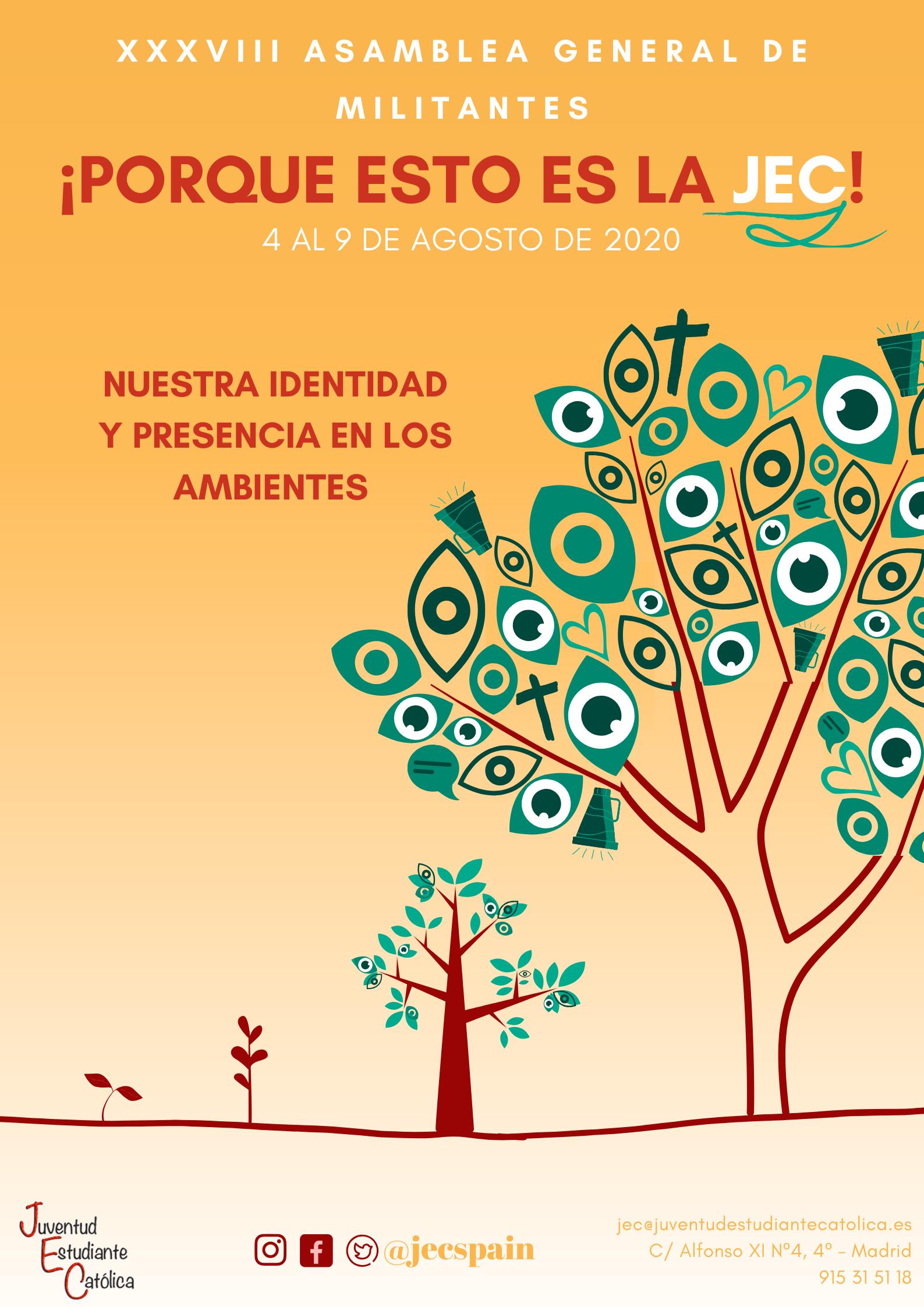 Asamblea JEC 2020