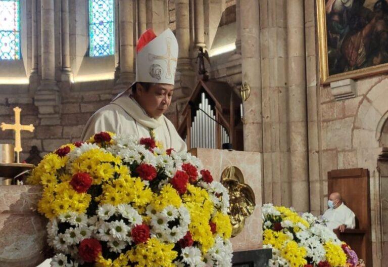 El nuncio Bernardito Auza