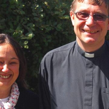 Sacerdote católico, antes anglicano, casado
