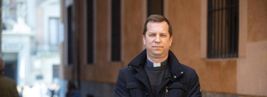 Sacerdote católico de rito oriental, casado