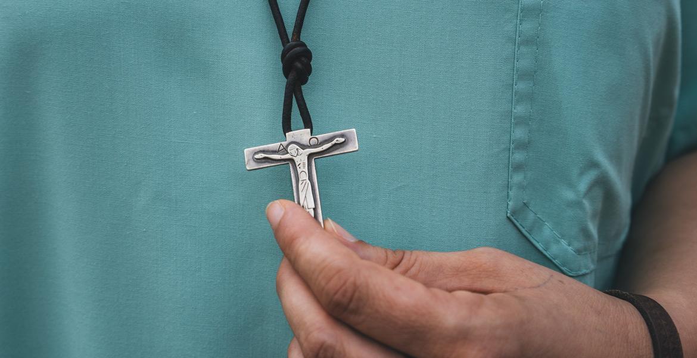 Misionera en Camerún