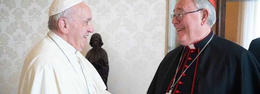 Hollerich y el Papa