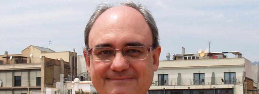 Llorenç Puig, SJ, secretario general de la Unión de Religiosos de Cataluña