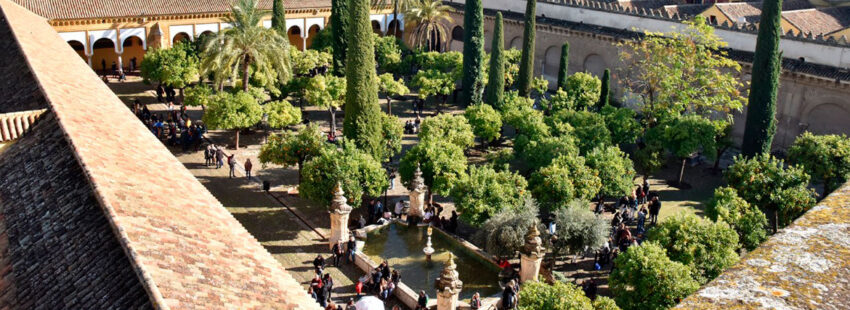Patio de los Naranjos de la Mezquita Catedral de Córdoba