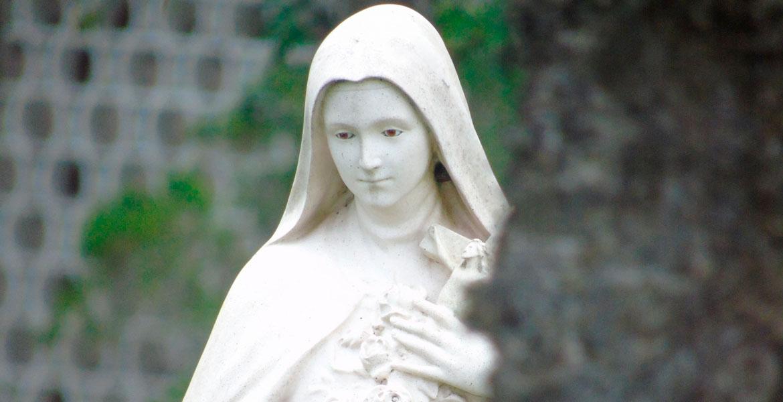 Santa Teresita del Niño Jesús (Lisieux)