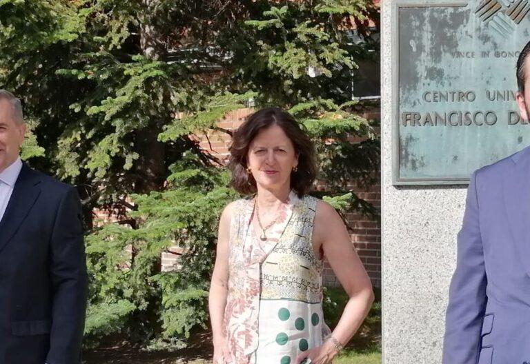 Banco Sabadell y Francisco de Vitoria