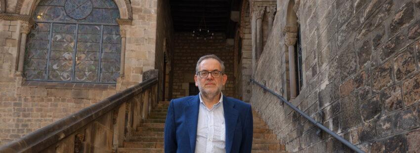 Gaspar Coderch, ecónomo de Barcelona