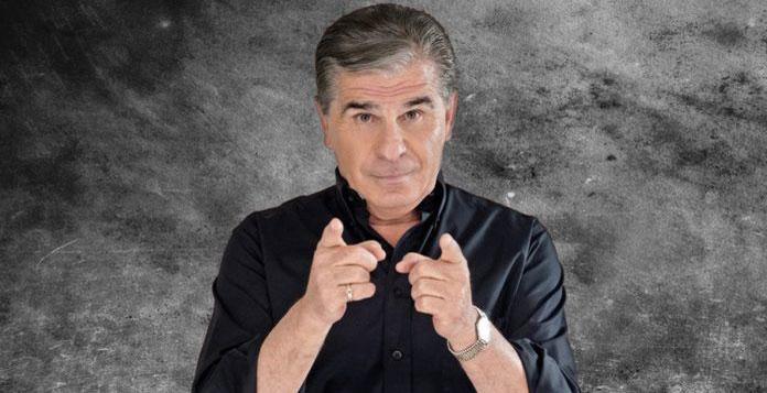El presentador y actor Pedro Ruiz