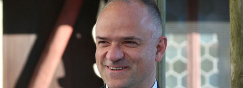 Davide Pagliarani, líder lefebvrista