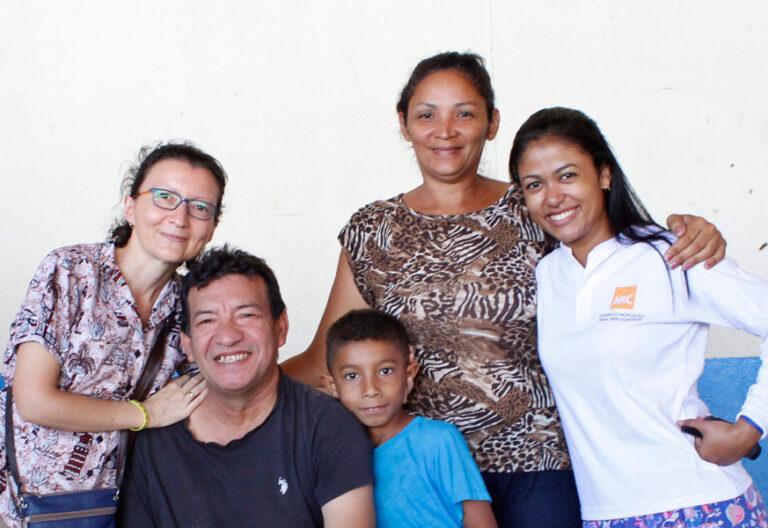 Sofía Quintans, misionera en Brasil