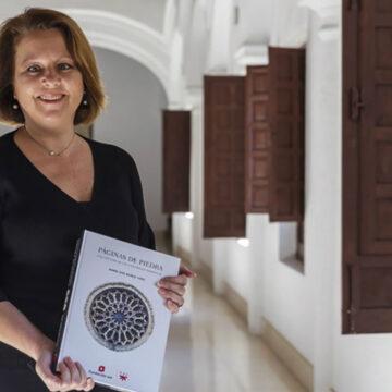 María José Muñoz López autora de 'Páginas de piedra' (PPC)