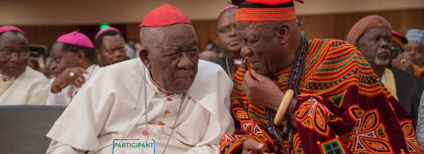 Christian Tumi cardenal Camerún