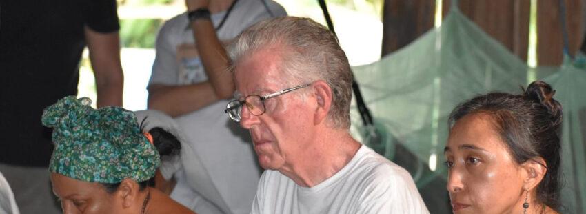 Peter Hughes, REPAM