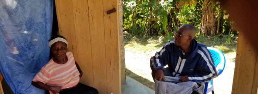 Fredy Elie, Haití